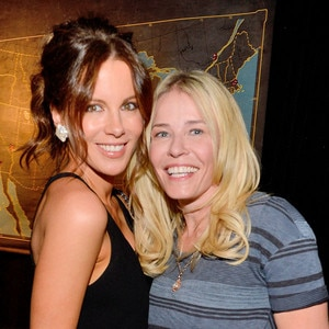 Kate Beckinsale, Chelsea Handler
