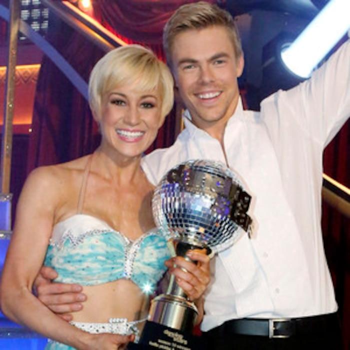 Kellie Pickler, Derek Hough, Dancing with the Stars Winners
