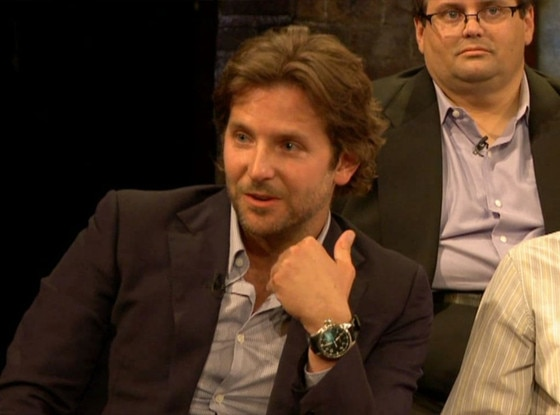 Bradley Cooper, Inside the Actor's Studio