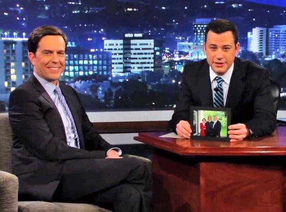Ed Helms, Jimmy Kimmel Live