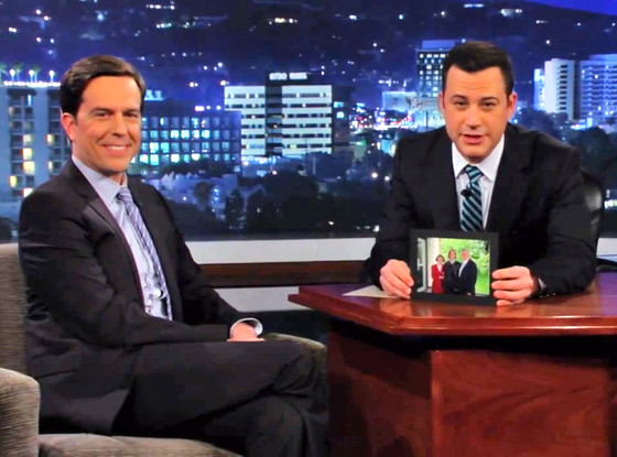 Ed Helms, Jimmy Kimmel Live
