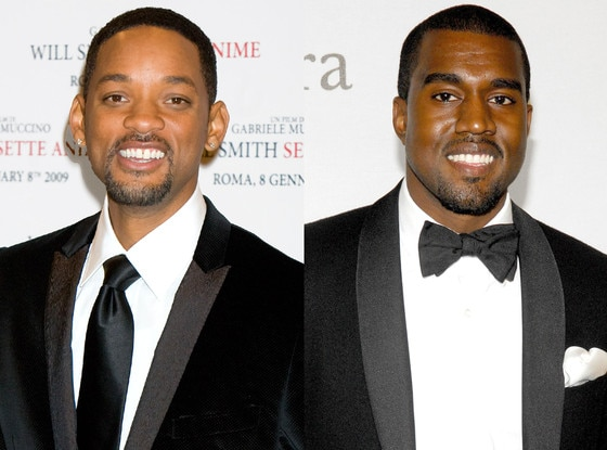Will Smith, Kanye West