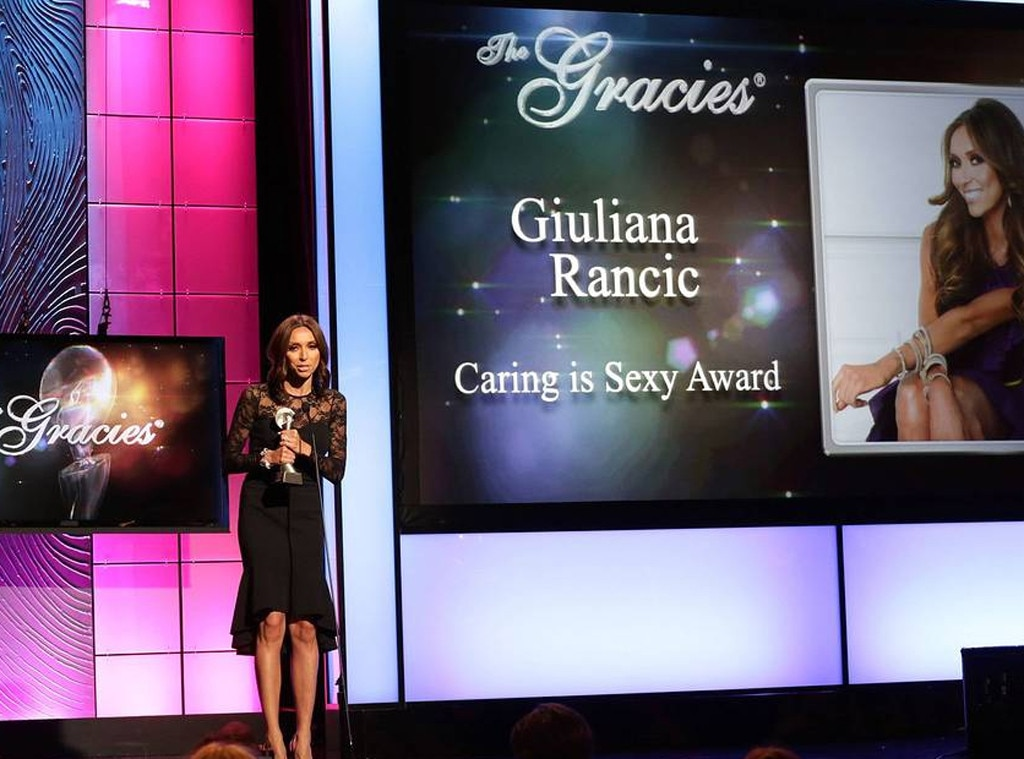 Giuliana Rancic, The Gracies Award