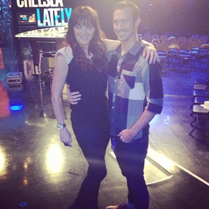 Chelsea Lately Social, Twit Pics