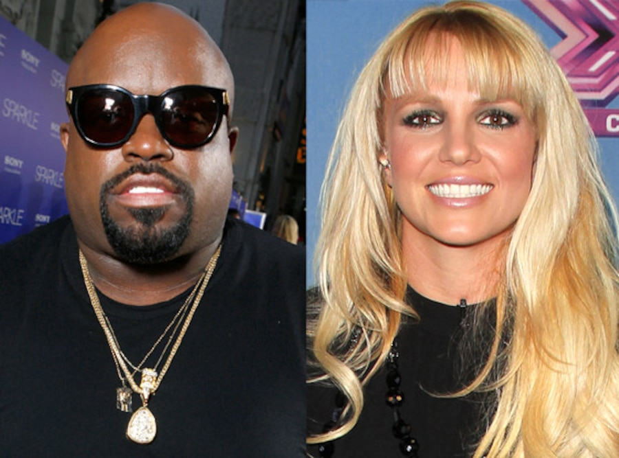 Cee Lo Green, Britney Spears
