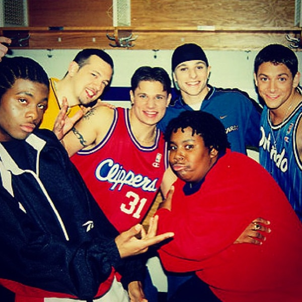 Kenan Thompson, Kel, 98 Degrees, Throwback Thursday Instagram