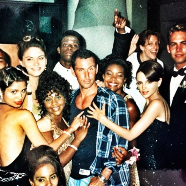 Gabrielle Union, She's All That Cast, Throwback Thursday Instagram