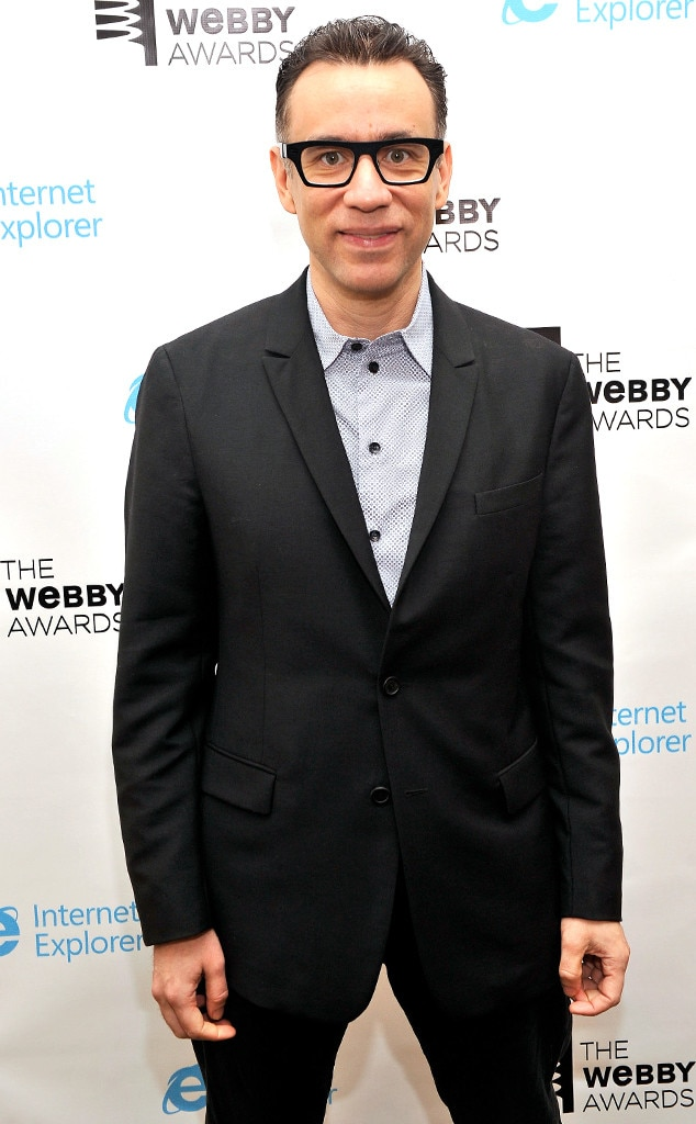Fred Armisen, Webby Award