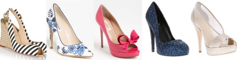 Rosie Huntington-Whiteley Shoes
