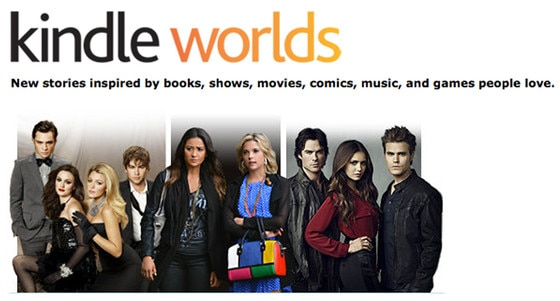Kindle Worlds: Gossip Girl, Pretty Little Liars, The Vampire Diaries