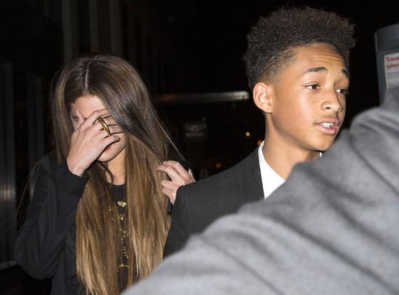 Selena Gomez, Jaden Smith