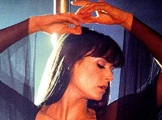 Demi Moore, Striptease