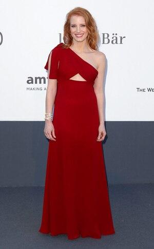 Jessica Chastain, amfAR
