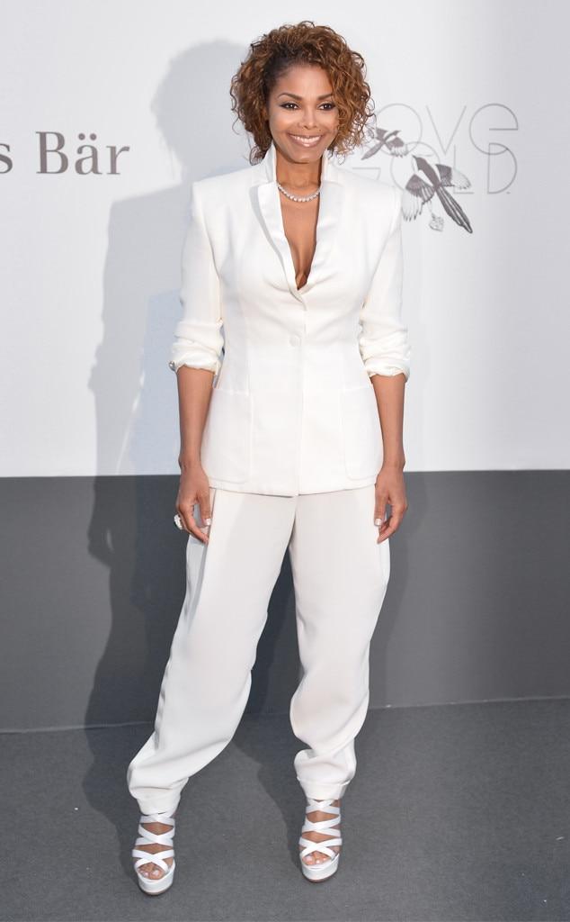 Janet Jackson, amfAR
