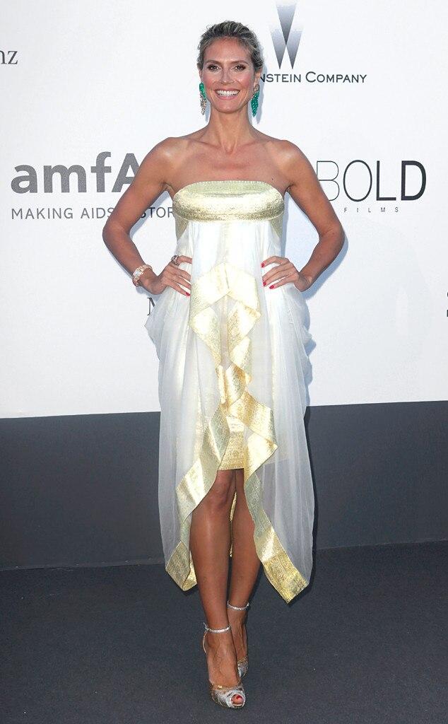 Heidi Klum amfAR