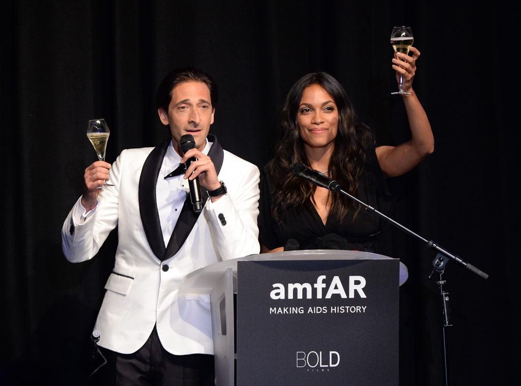 Adrien Brody, Rosario Dawson