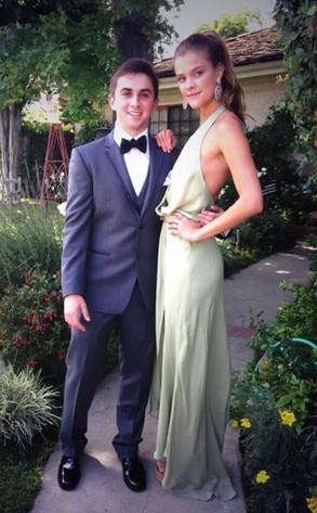 Nina Agdal, Jake Davidson, Twit Pic