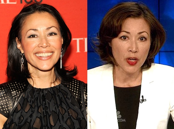 Ann Curry, makeover