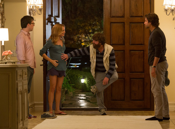 The Hangover: Part III, Ed Helms, Heather Graham, Zach Galifianakis, Bradley Cooper