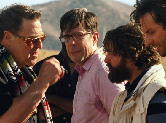 The Hangover: Part III, Zach Galifianakis, Bradley Cooper, Ed Helms, John Goodman