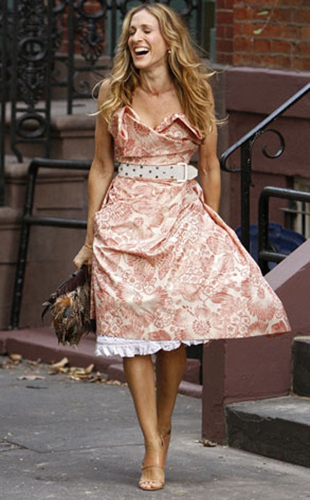 Sarah Jessica Parker, Sex and the City