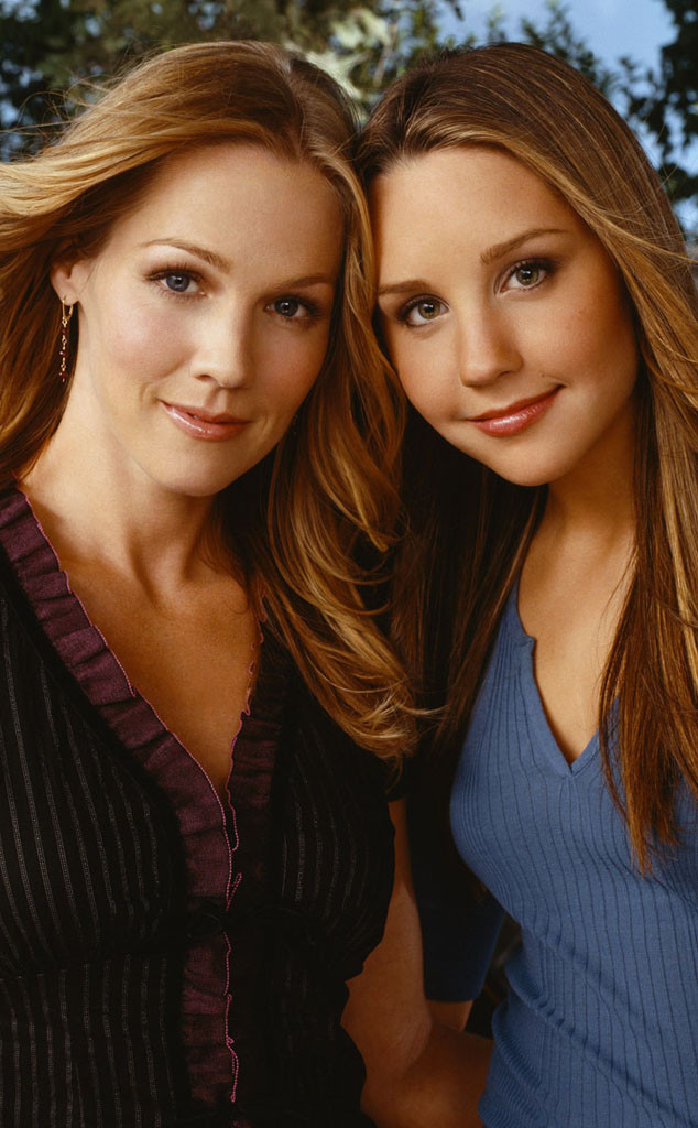 What I Like About You, Jennie Garth, Amanda Bynes