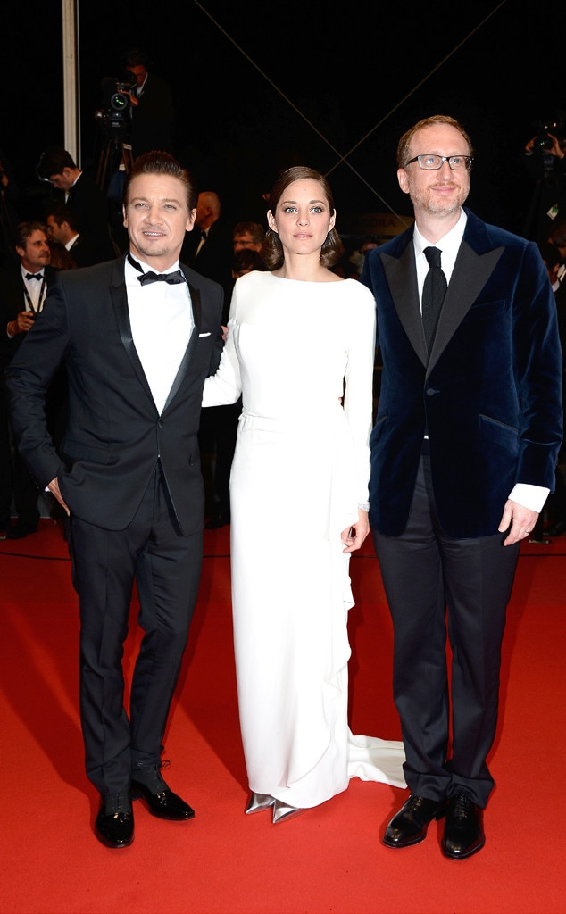 Jeremy Renner, Marion Cotillard, James Gray, Cannes Film Festival