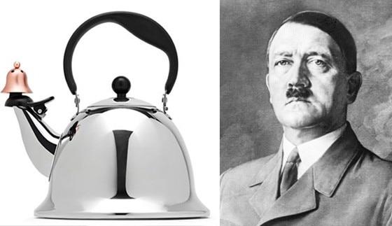 Hitler Teapot