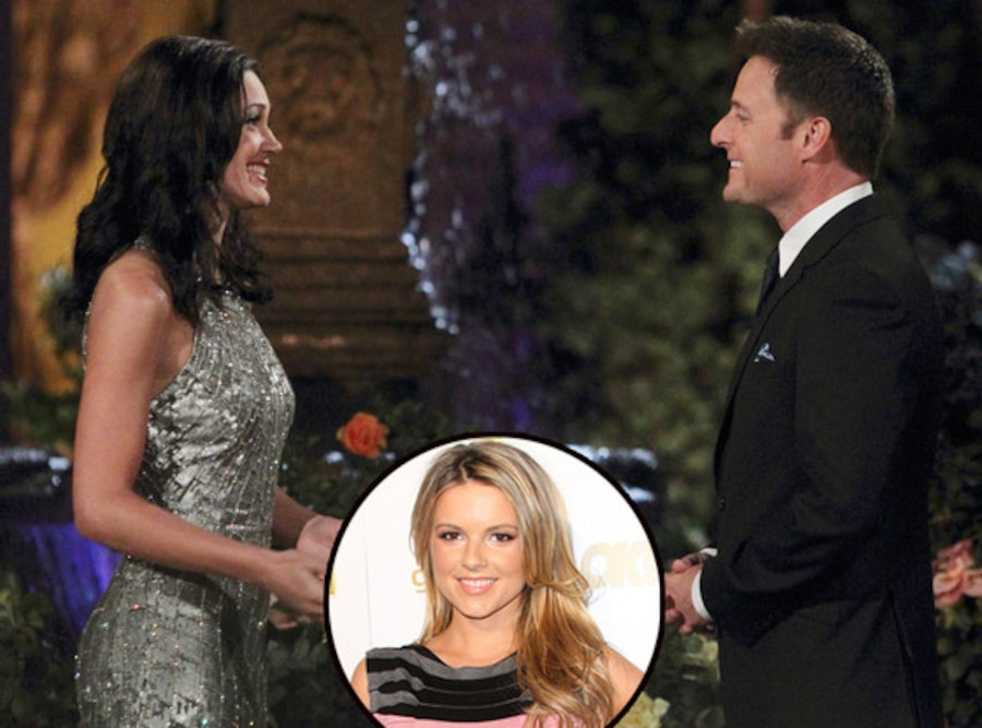 Desiree, Chris Harrison, Ali Fedotowsky, The Bachelorette