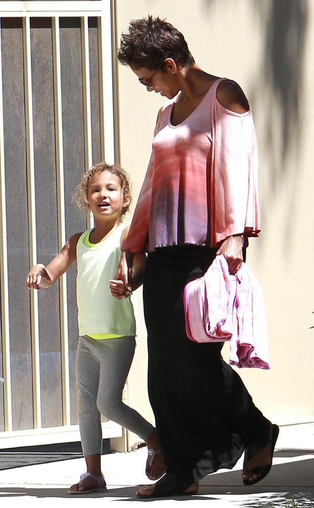 Halle Berry, Nahla