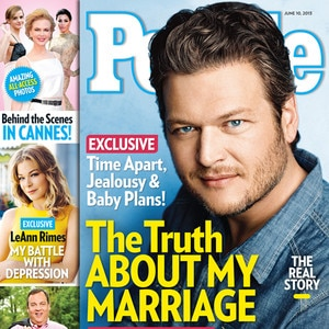 Blake Shelton, People Magazine