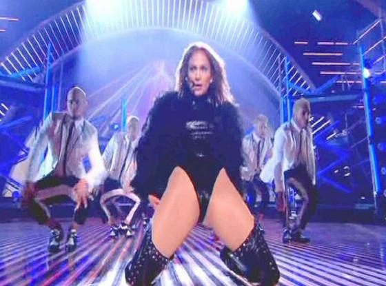 Jennifer Lopez, Britain's Got Talent