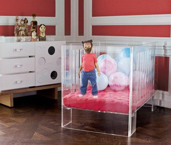 Kimye Crib Silenced