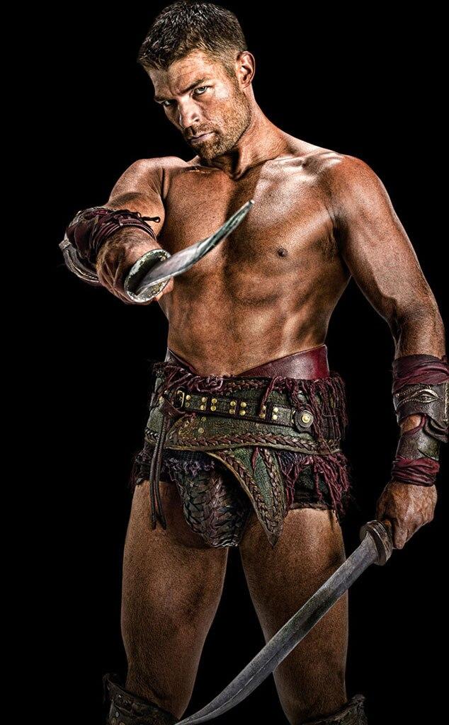 Liam McIntyre, Spartacus