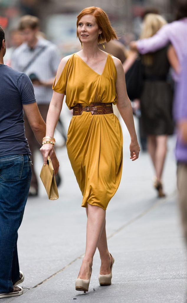 Sex and the City 2 Movie, Cynthia Nixon