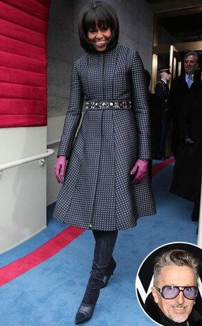 Michelle Obama, Simon Doonan