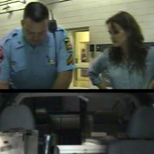 Reese Witherspoon, Arrest Dashboard cam