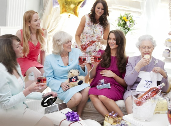 Royal Baby Shower, Alison Jackson
