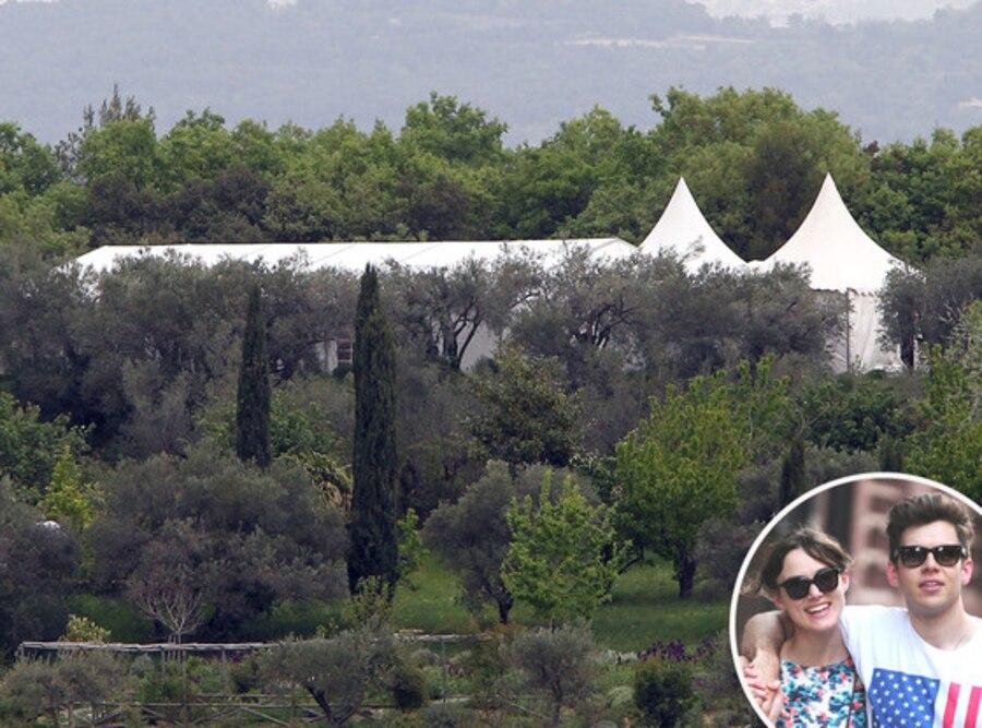 Keira Knightley, James Righton, Wedding Venue