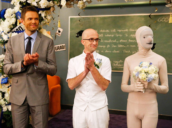 Community, Joe McHale, Jim Rash