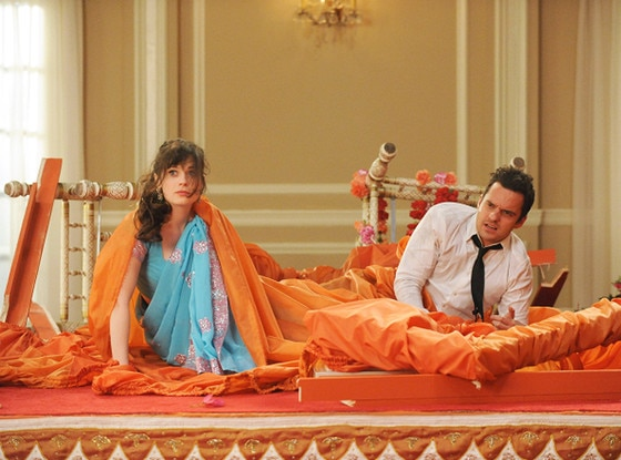 Zooey Deschanel, New Girl, Jake Johnson