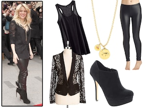 How To Look Hot Like Shakira