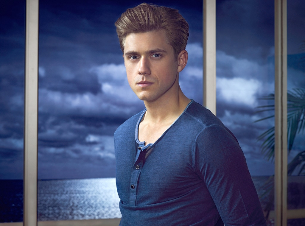 Aaron Tveit, Hot Guys of Summer TV