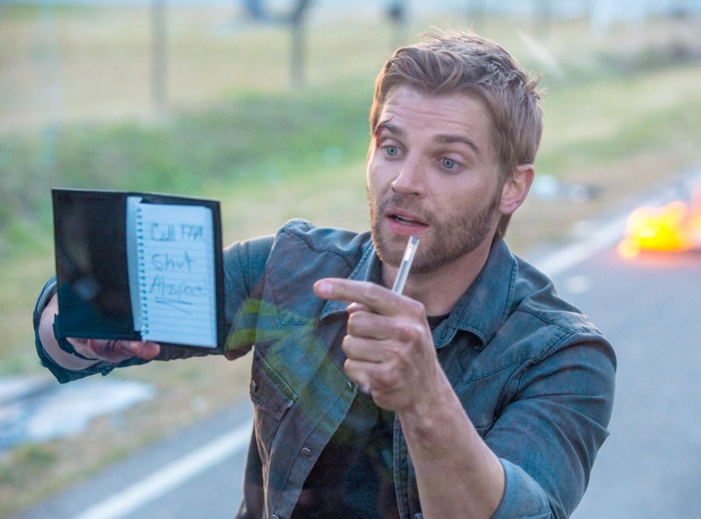 Mike Vogel, Hot Guys of Summer TV