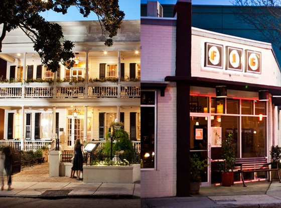 Charleston Restaurants & Bars, FIG, Husk