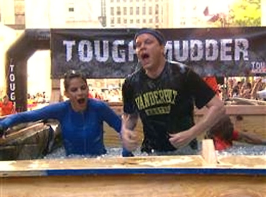 Today Show, Tough Mudder