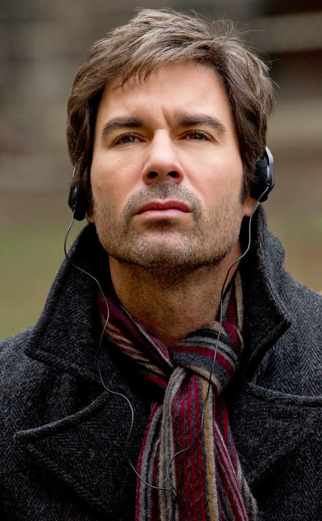 Eric McCormack, Hot Guys of Summer TV