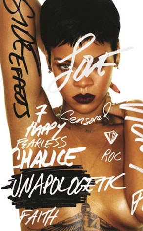 Unapologetic, Rihanna