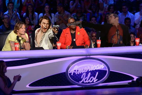 Idol Hosts Soup