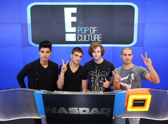 The Wanted, Nasdaq